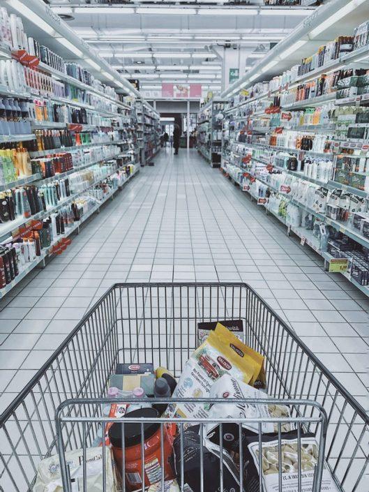 Cameratoezicht in winkels