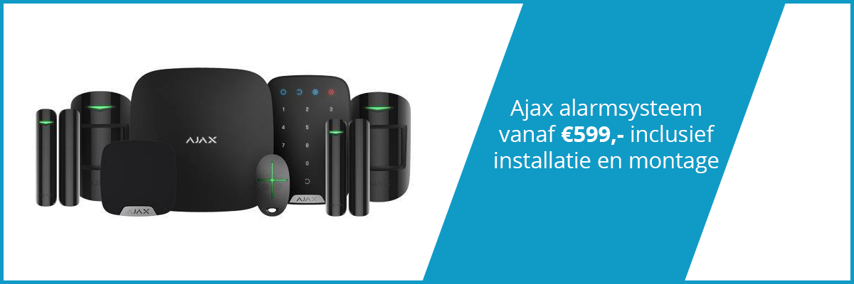Ajax alarmsysteem Breda